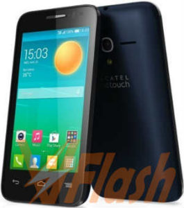 Cara Flashing Alcatel OneTouch Pop D3 4035X via Flashtool
