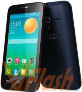 Cara Flashing Alcatel OneTouch Pop D3 4036E via Flashtool