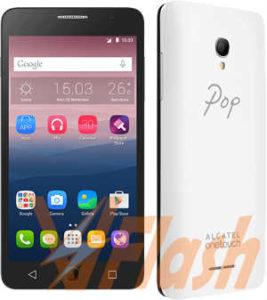 Cara Flashing Alcatel OneTouch Pop Star 4G 5070D via Flashtool