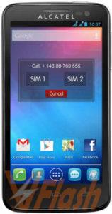 Cara Flashing Alcatel OneTouch XPop 5035A via Flashtool