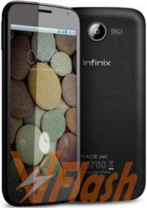 Cara Flashing Infinix X501