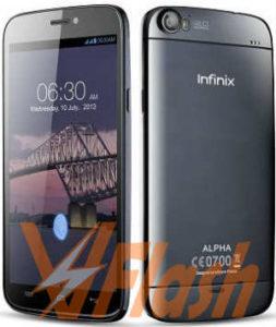 Cara Flashing Infinix X570 via Flashtool