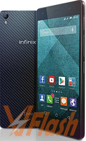 Cara Flashing Infinix Zero 2 Pro LTE Stock ROM via SP Flash Tool