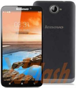 Cara Flashing Lenovo S939 via Flashtool Dengan Mudah
