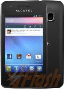 Cara Flashing Alcatel One Touch 4030D via Flashtool