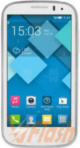Cara Flashing Alcatel One Touch 5037X via Flashtool