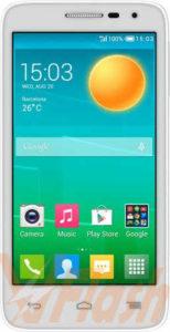 Cara Flashing Alcatel One Touch 5038A via Flashtool