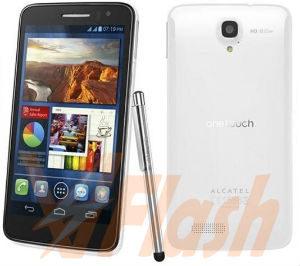Cara Flashing Alcatel One Touch 8008D via Flashtool