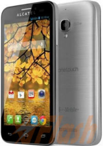 Cara Flashing Alcatel One Touch Fierce 7024W via Flashtool