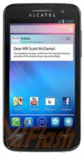 Cara Flashing Alcatel One Touch Glory 2S Pro 4011X via Flashtool