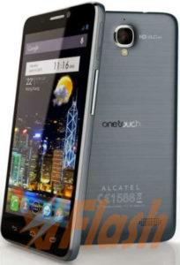 Cara Flashing Alcatel One Touch Idol 6030X via Flashtool