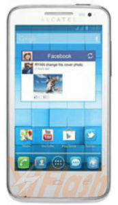 Cara Flashing Alcatel One Touch MPop 5020X via Flashtool