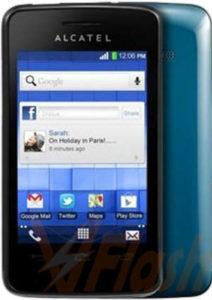 Cara Flashing Alcatel One Touch Pixi 4007X via Flashtool