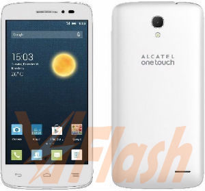 Cara Flashing Alcatel OneTouch 5042A 2DHV3 via QFIL Qualcomm