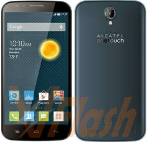 Cara Flashing Alcatel OneTouch Flash Plus 7054T via Flashtool