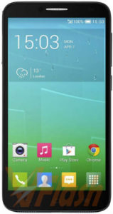 Cara Flashing Alcatel OneTouch Idol 2 6037Y via Flashtool