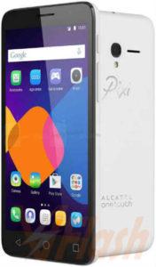 Cara Flashing Alcatel OneTouch Pixi 3 5017D via Flashtool