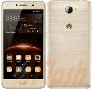 Cara Flashing Huawei LUA U22 U6582 via Flashtool