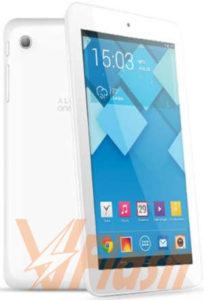 Cara Flashing Tablet Alcatel One Touch Pop 7 P310X via Flashtool