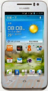 Cara Flashing Huawei Ascend G330 U8825 Tanpa PC via DLoad Folder