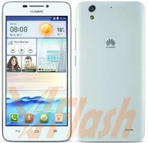 Cara Flashing Huawei Ascend G630 U10 via DLoad Folder