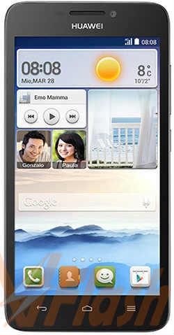 Cara Flashing Huawei Ascend G630 U20 via DLoad Folder