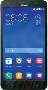 Cara Flashing Huawei Ascend G750 U10 via Flashtool