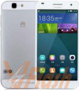 Cara Flashing Huawei Ascend Huawei G7 UL20 via DLoad Folder