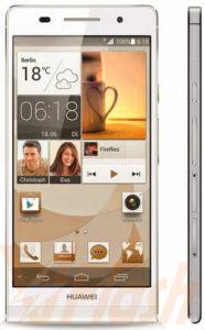Cara Flashing Huawei Ascend P6 U06 Tanpa PC via DLoad Folder