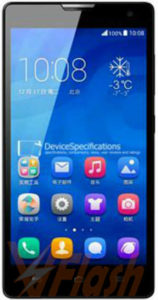 Cara Flashing Huawei Honor 3C U10 via Flashtool
