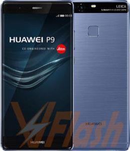 Cara Flashing Huawei P9 EVA L19 TANPA PC via DLoad Folder