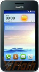Cara Flashing Huawei Y330 U01 via Flashtool