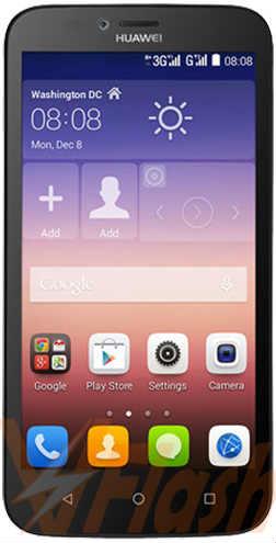 Cara Flashing Huawei Y625-U32 Firmware via QcomDloader Tool