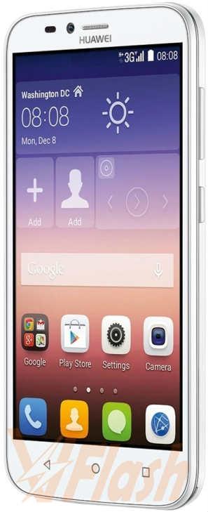 Cara Flashing Huawei Y625-U43 Firmware via QcomDloader Tool