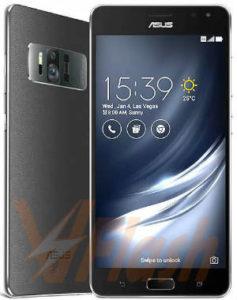 Cara Flashing Asus Zenfone AR ZS571KL via QFIL