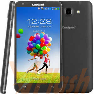 Cara Flashing CoolPad 7296 Firmware ROM via SP Flash Tool