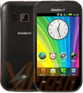Cara Flashing CoolPad 8076 via Upgrade Download Tool