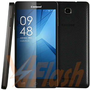 Cara Flashing Coolpad 7232 via Flashtool