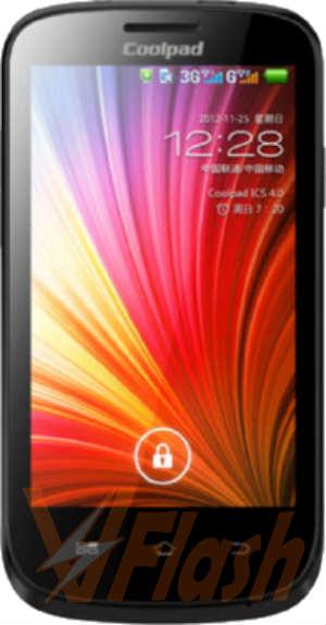Cara Flashing Coolpad 7235 Firmware ROM via SP Flash Tool