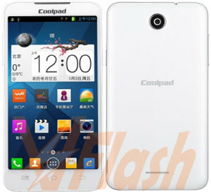 Cara Flashing Coolpad 7251 Firmware via QFIL Flash Tool