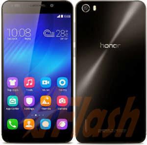 Cara Flashing Huawei Honor Holly U19 via Flashtool