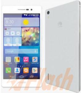 Cara Flashing Huawei Sophia L10 Tanpa PC via DLoad Folder