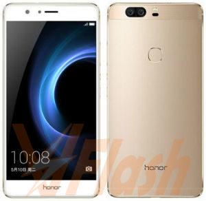 Cara Flashing Huawei V8 KNT UL10 4G via Mi Flash