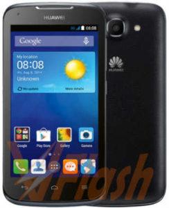 Cara Flashing Huawei Y520 U22 via Flashtool