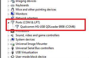 Cara Flash Vivo Y71 Firmware Stock ROM via QFIL Flash Tool
