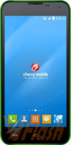 Cara Flashing Cherry Mobile Me Pop via Flashtool