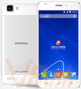 Cara Flashing Cherry Mobile Omega 3 via Flashtool