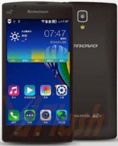 Cara Flashing Lenovo A2800 D via SPD Flashtool