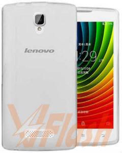 Cara Flashing Lenovo A2860 via Flashtool