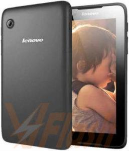 Cara Flashing Lenovo A7 60HC via Flashtool